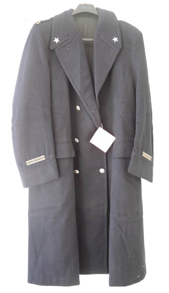 manteau uniforme pénitentiaire 1963